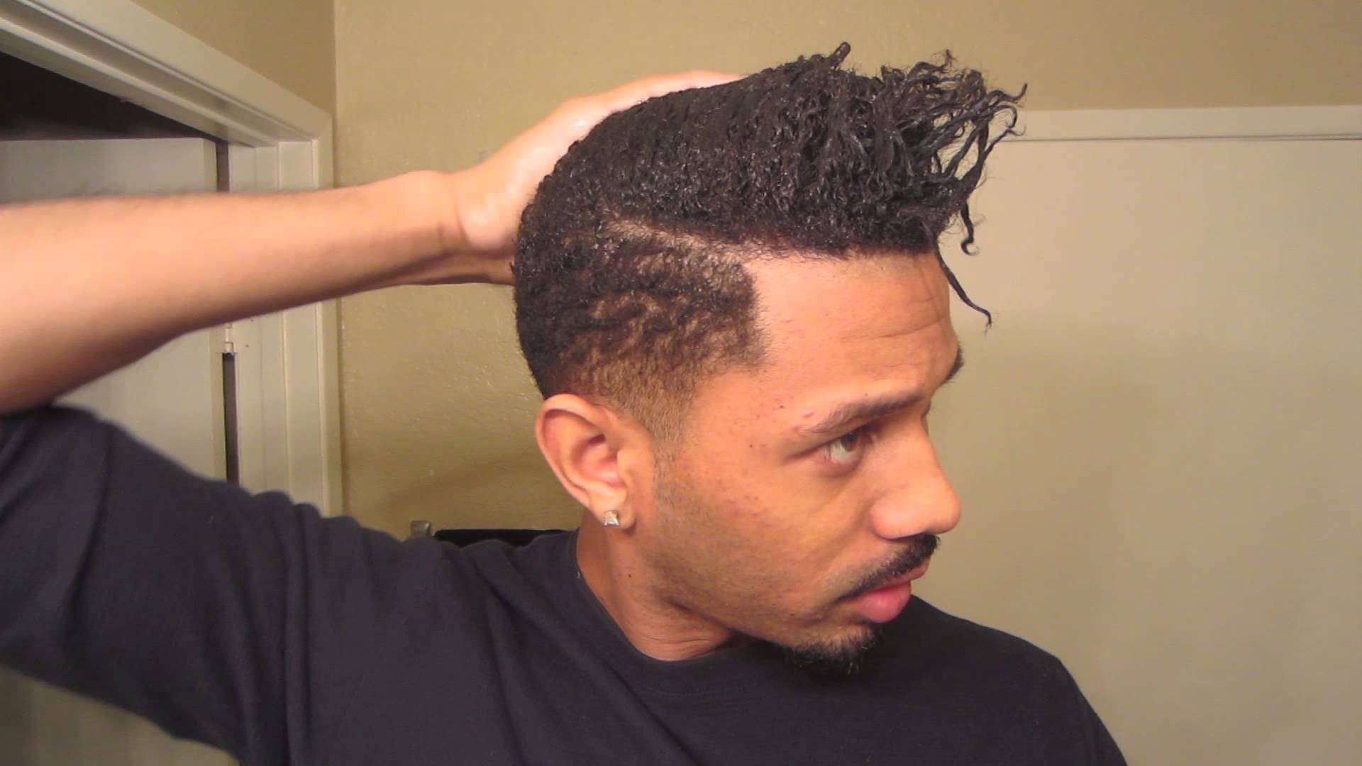 Curly Hair Style Men 1 Latest Hair Styles Cute