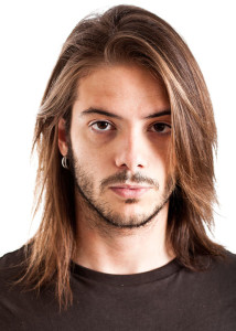 style long hair for men