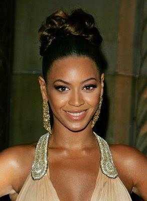 Beyonce Dos With Magnificent And Glamurous Updo Latest