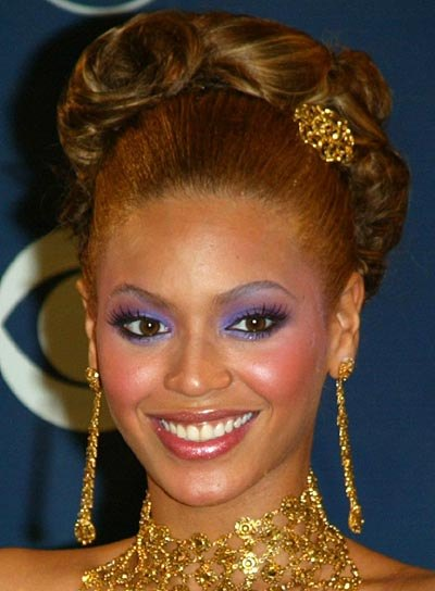 Beyonce Hairstyles With Unique And Perfect Updo Latest