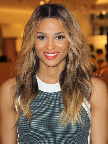 Ciara Hairstyles - Wavy Black Blonde Hair - Latest Hair Styles ...