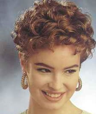 Tremendous Classic Short Curly Hairstyles Latest Hair Styles Cute Short Hairstyles Gunalazisus