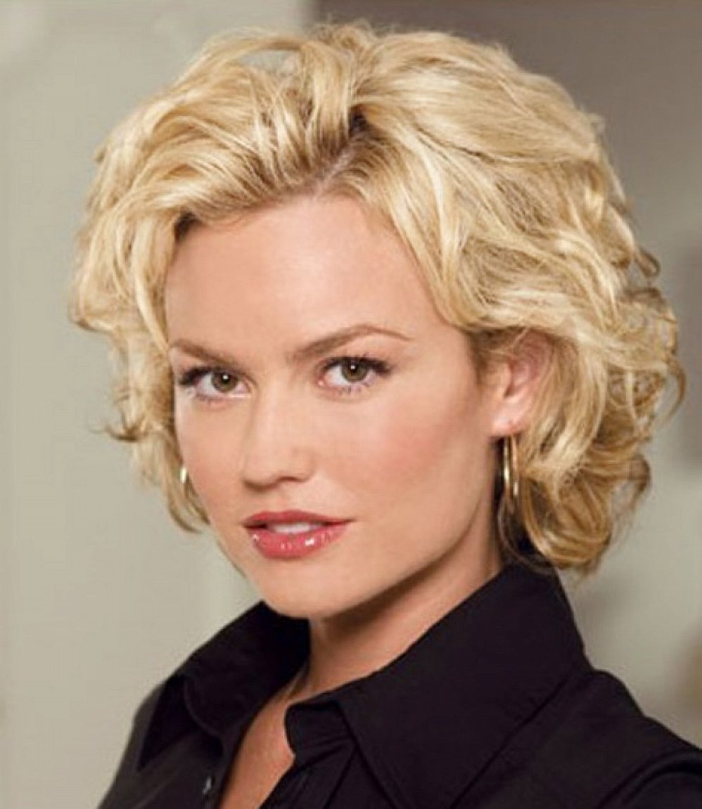 Classic Short Curly Hairstyles_01 - Latest Hair Styles - Cute ...