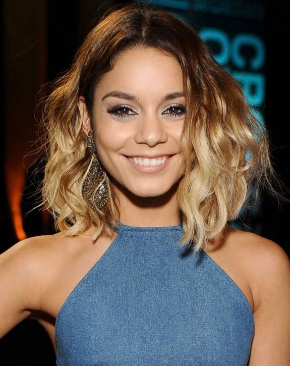 Hairstyles for shoulder length curly hair-02 - Latest Hair Styles ...