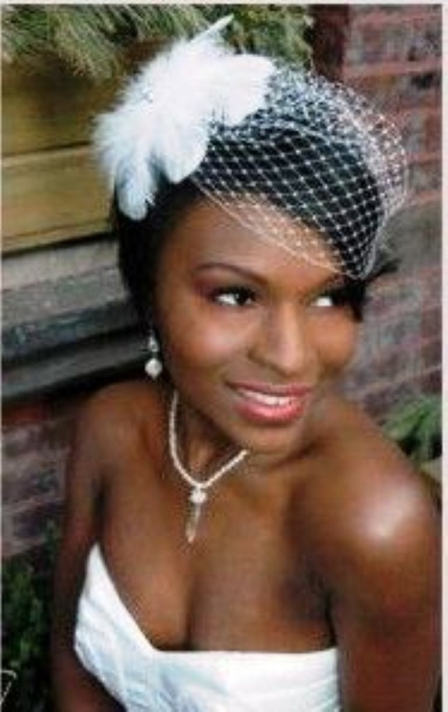 Headband Hairstyles for Black Women Wedding_04