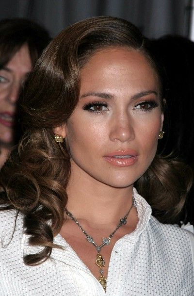 Remarkable Jennifer Lopez Hairstyles Classic Curly Latest Hair Styles Short Hairstyles Gunalazisus