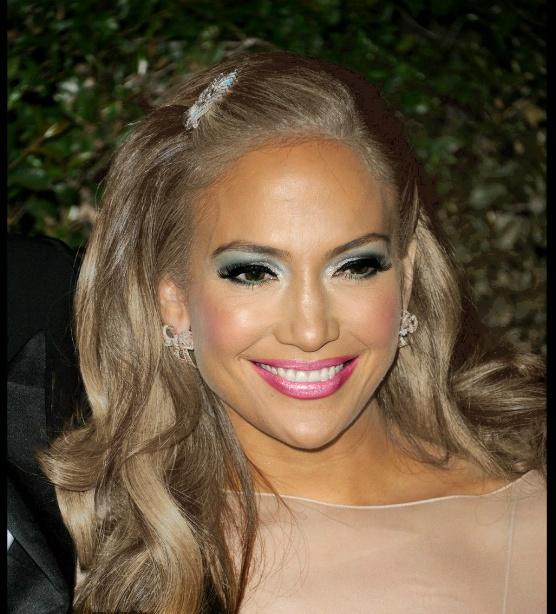Jennifer Lopez Hairstyles Medium Wavy Latest Hair