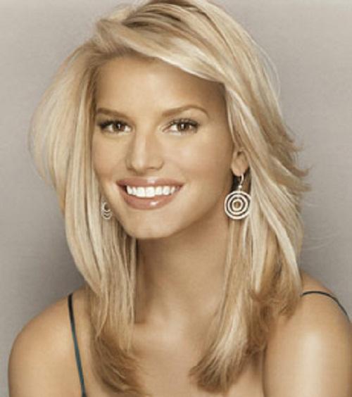 Jessica Simpson Hairstyles For Medium Hair - Latest Hair ...