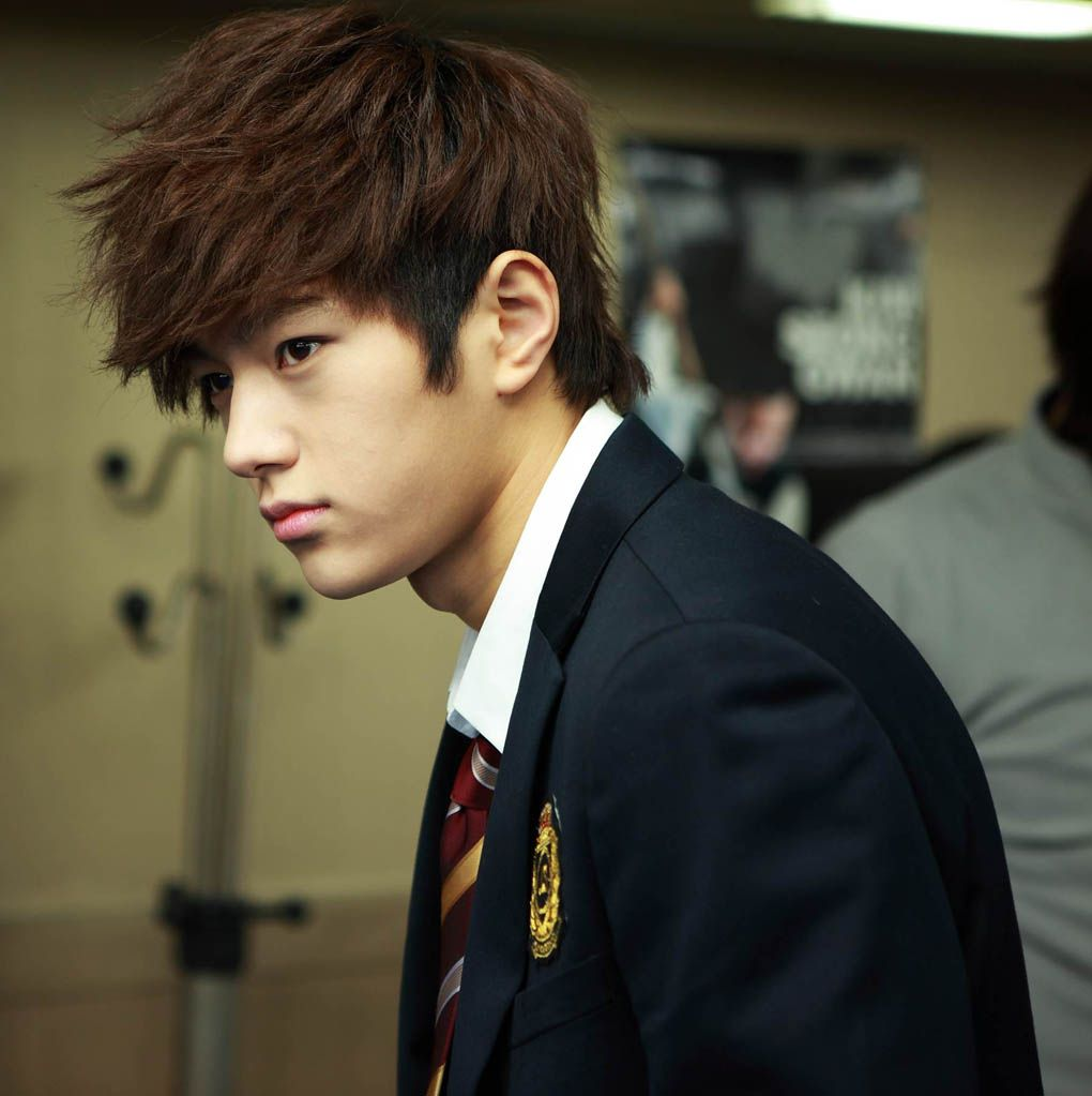 Korean Hairstyle For Men 03