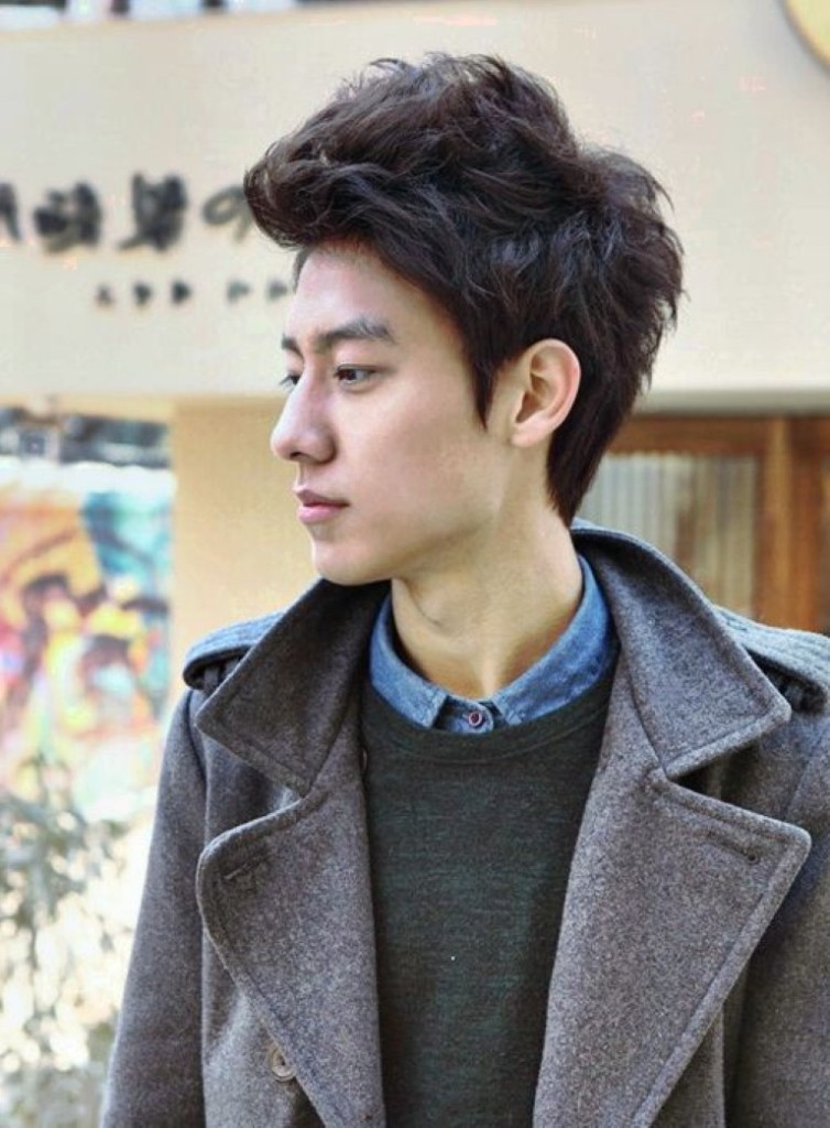 Korean Hairstyle For Men 10