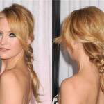 Long Thin Hairstyles - Braided