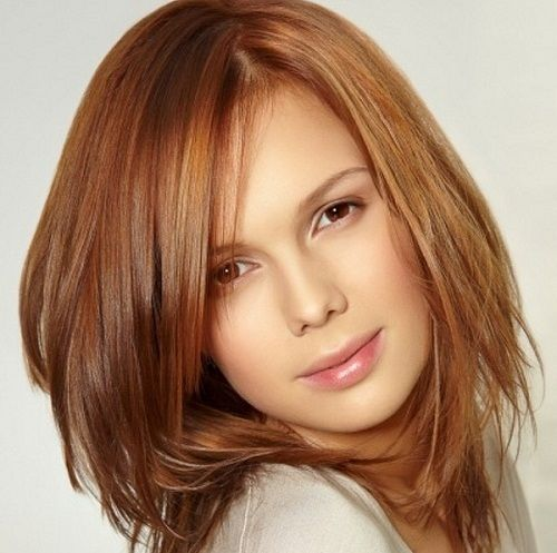 Short Amp Medium Hairstyles That Perfect For Oval Faces