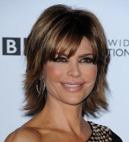 Messy Short Haircut over 50 - Latest Hair Styles - Cute & Modern ...