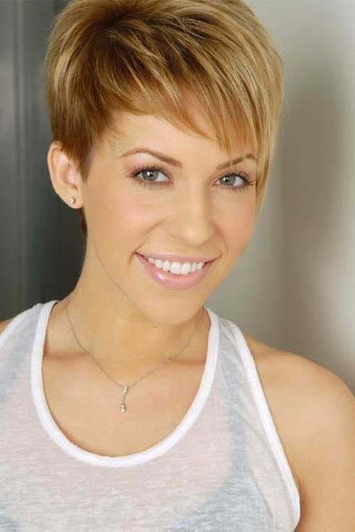 Cute Styles For Really Short Hair Pixie Hair Styles For Oval Faces  Latest Hair Styles  Cute .