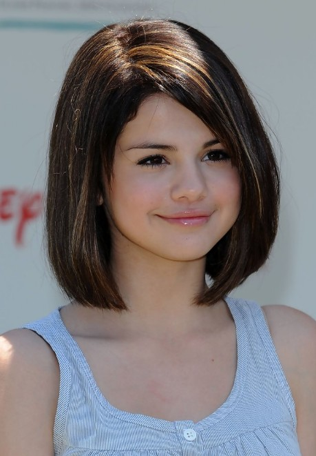 Selena Gomez Short Bob Haircuts Latest Hair Styles