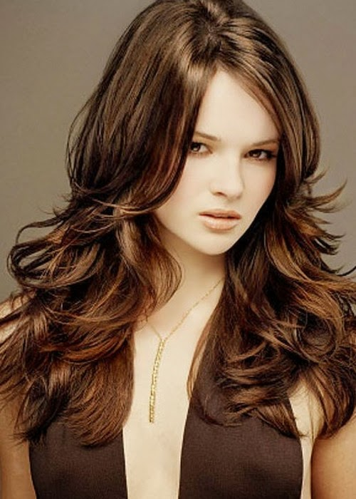 Sexy Layered Hair 2015 Latest Hair Styles Cute