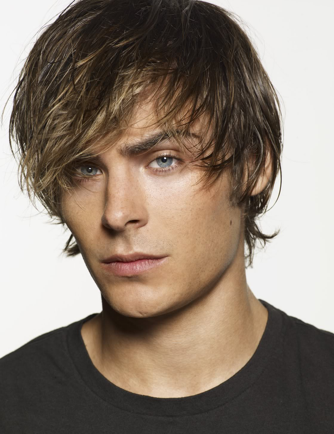 Shaggy Hairstyles for Teen Boys_01