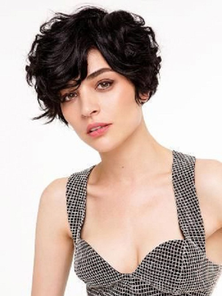 How To Style Short Curly Hair Styles Latest Hair Styles