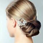 Side Bun Hairstyles For Weddings