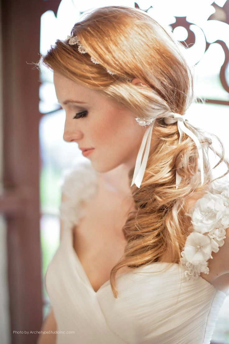 The Best Beach Wedding Day Hairstyles for Women | Latest Hair Styles - Cute & Modern Hairstyles ...