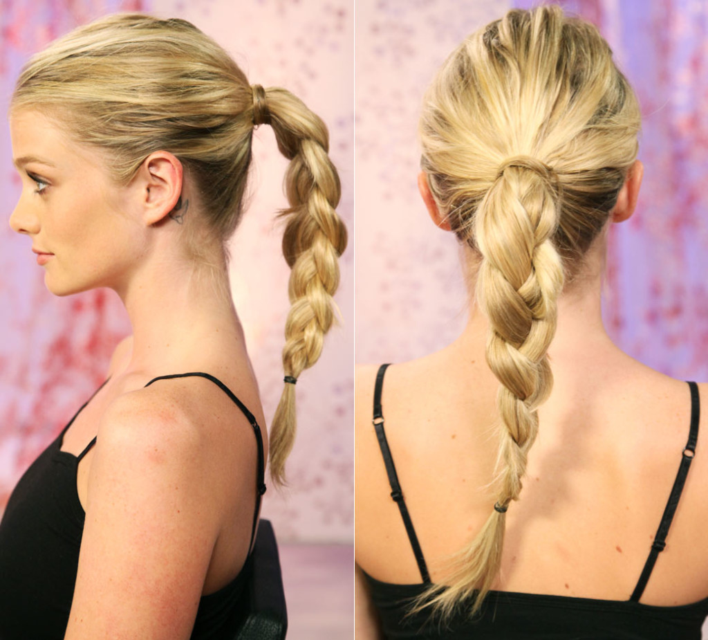 Quick and Easy Cute Hairstyles for Long Hair - Latest Hair Styles - Cute & Modern Hairstyles For ...