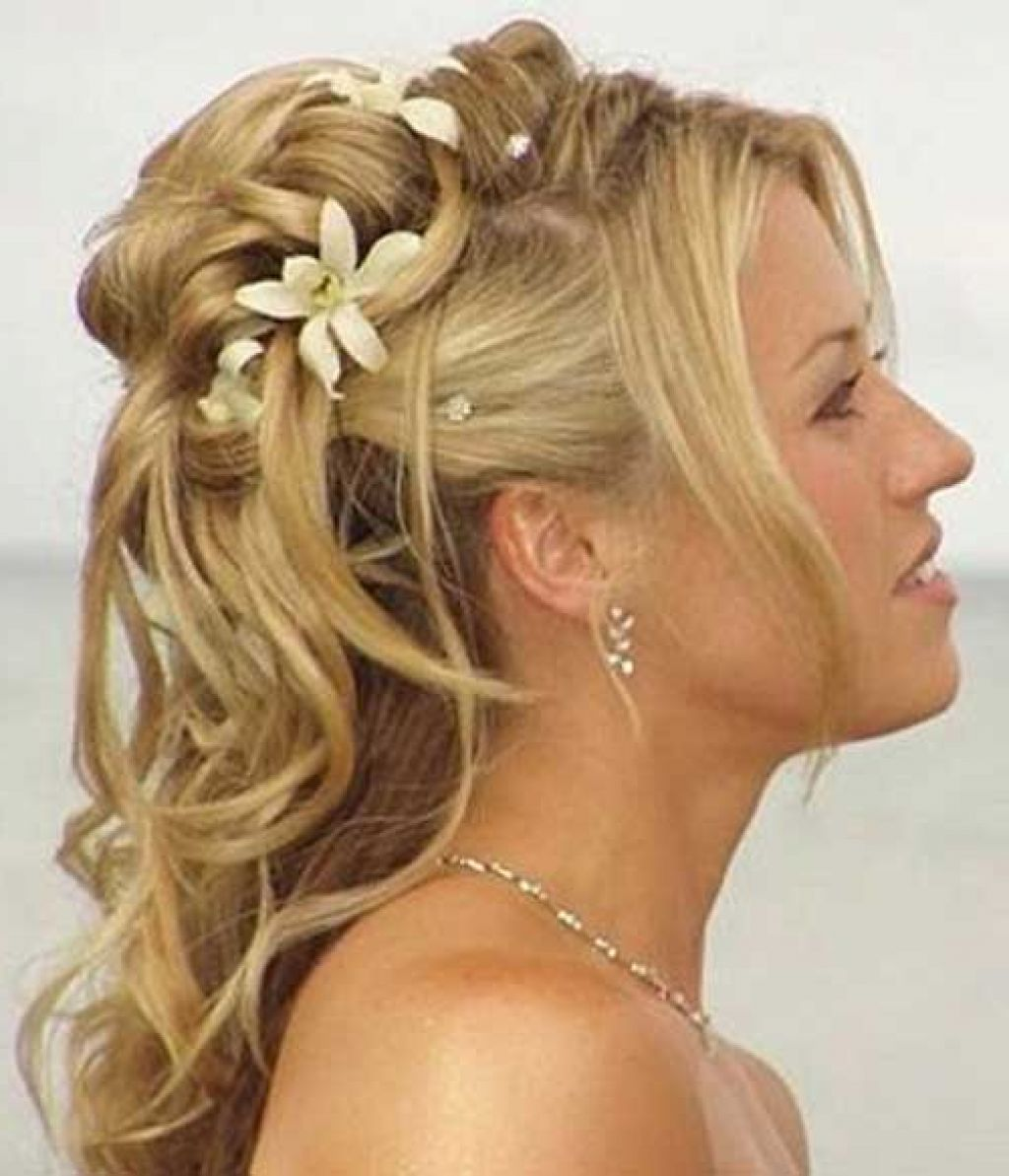 Superb The Best Beach Wedding Day Hairstyles For Women Latest Hair Short Hairstyles For Black Women Fulllsitofus
