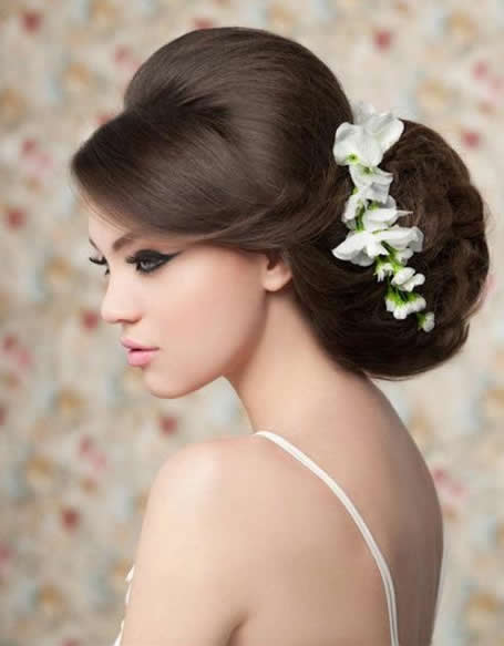 Updo hairstyles for weddings latest hair styles cute modern updo hairstyles for weddings junglespirit Gallery