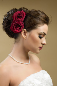 Updo Hairstyles For Weddings