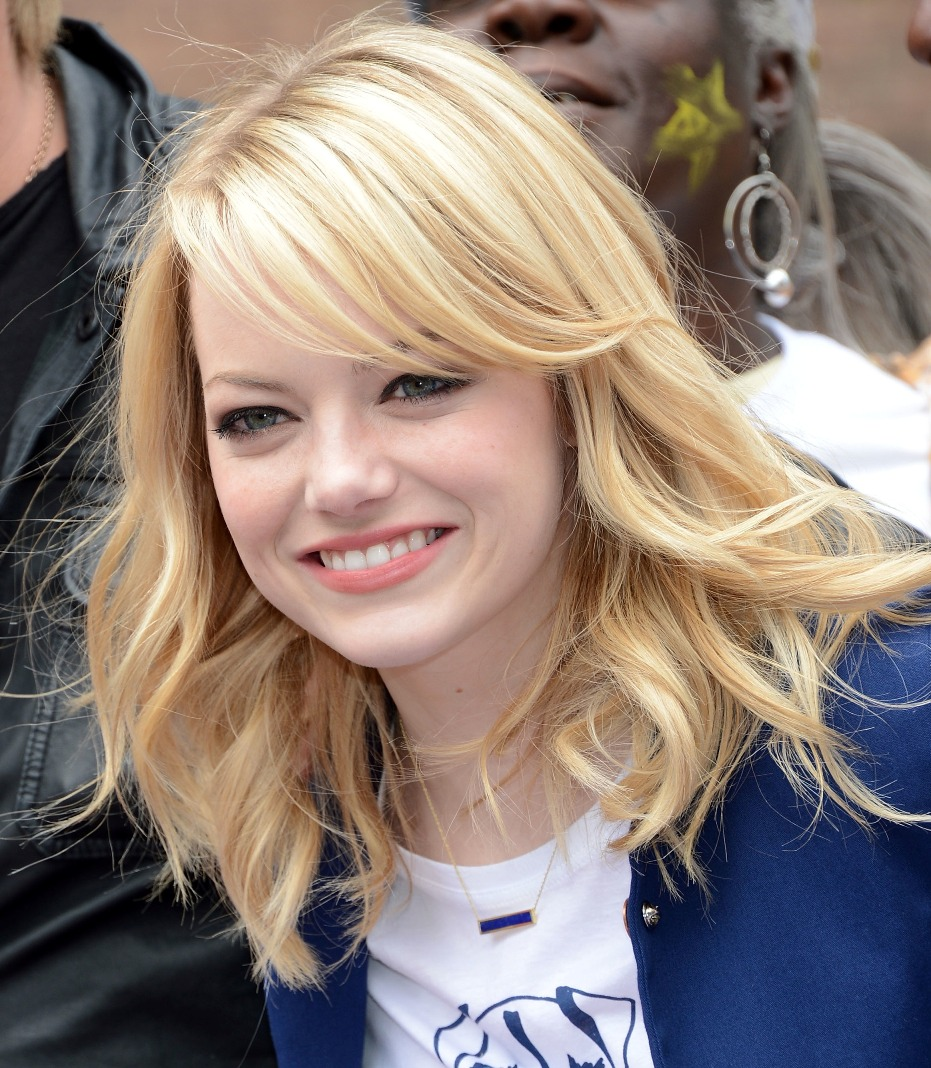 Sensational Wavy Long Hair Style For Round Face And Blonde Hair Latest Hair Short Hairstyles Gunalazisus