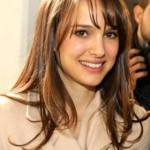 Wavy thin hairs with Bangs