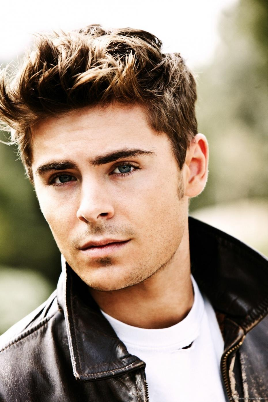 Zack Efron Fauxhawk Hairstyles_03 - Latest Hair Styles - Cute ...
