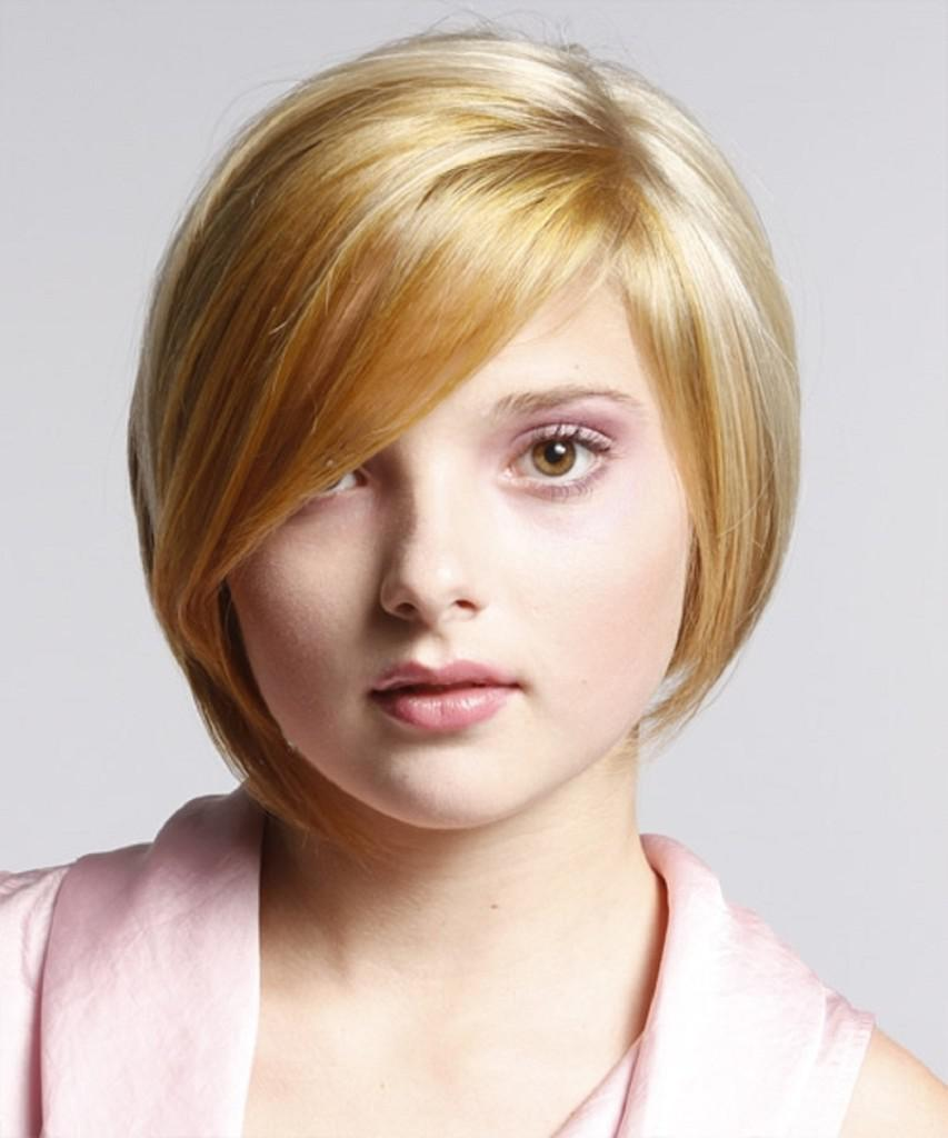 Bob Haircuts For Women Who Has Circular Face Latest Hair