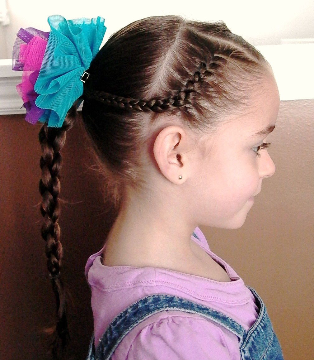 braid-little-girl-Hair-Style