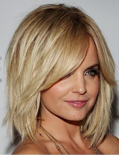 Hairstyles For Shoulder Length Layered Hair Latest Hair