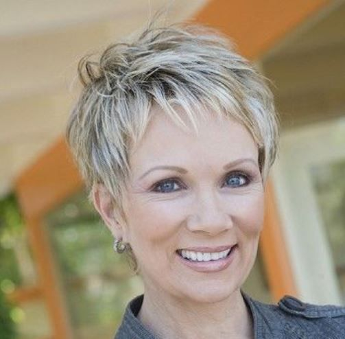 Surprising Short Hair Cuts For Women Over 50 Latest Hair Styles Cute Hairstyles For Women Draintrainus