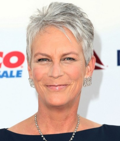 Short Haircuts For Women Over 50 With Fine Hair And White