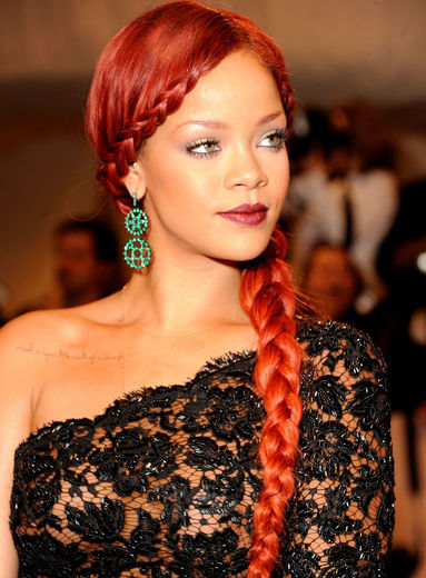 African braid hairstyles-lace braid