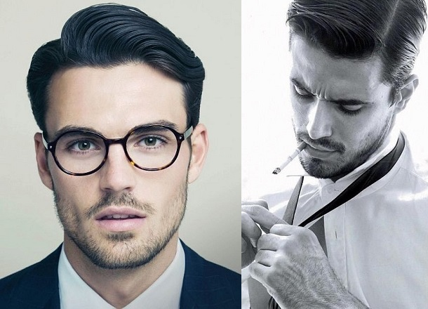 Classy Side Part - Professional Cut for Men