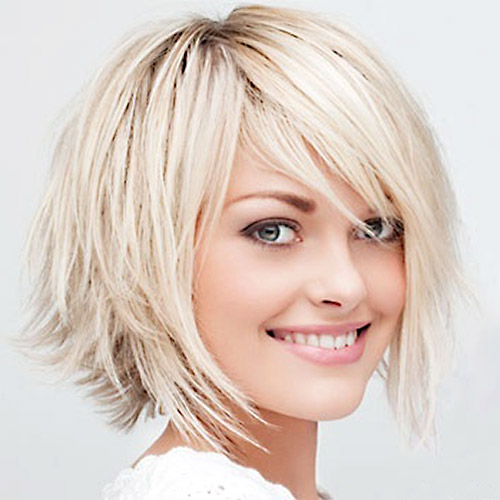 Cute Choppy Bob Hairstyles