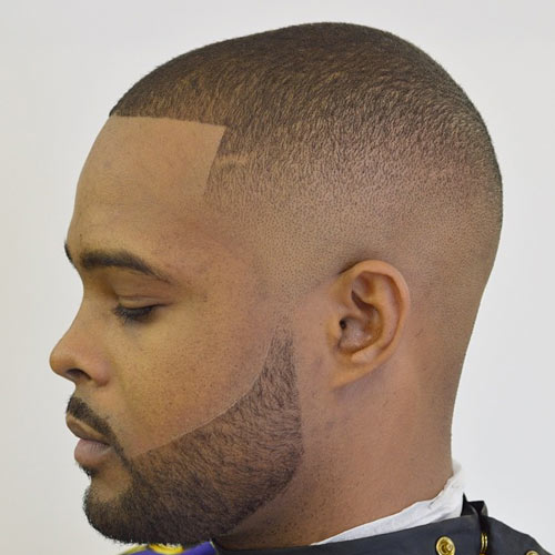 Cool Men Haircut Styles For Short Hair Shaved Hair