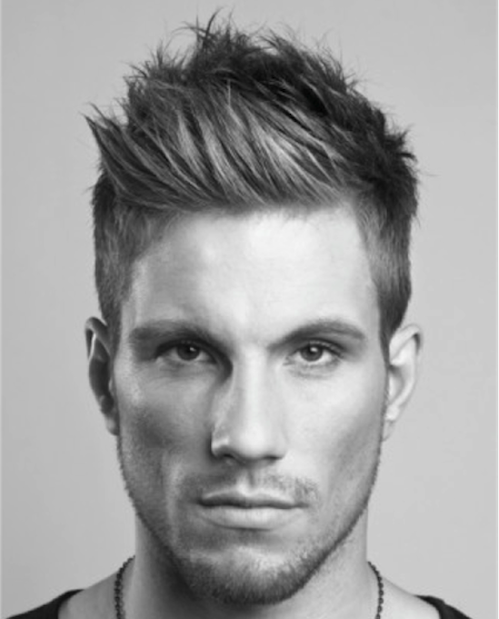 Side Parted Short Mens Hairstyle Part Latest Men Haircuts