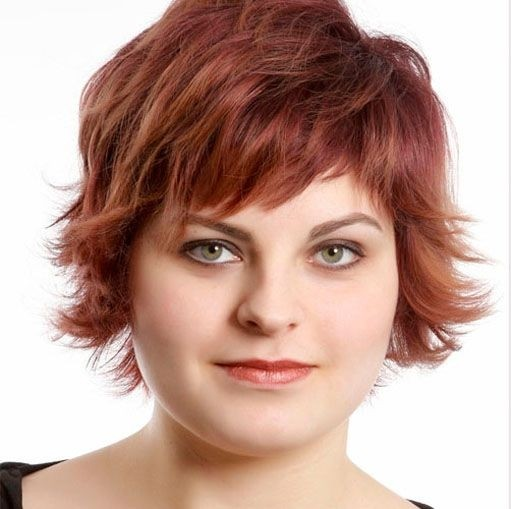 Try These Beautiful Hairstyles For Fat Women Latest Hair