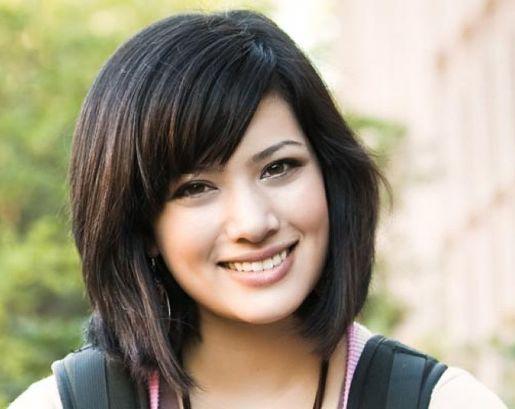 Fine Shoulder Length Hair For Teen Girls Latest Hair Styles Cute Short Hairstyles Gunalazisus