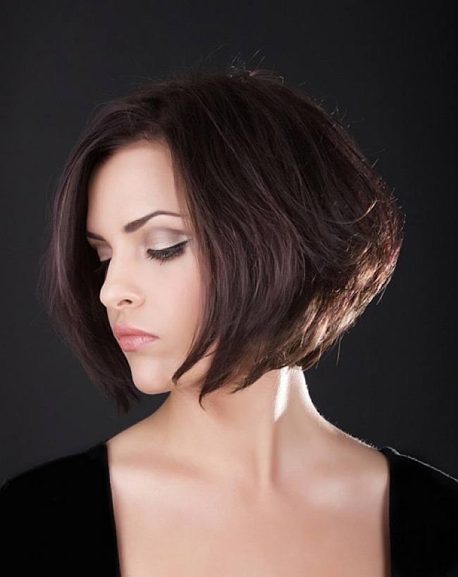 Astounding Angled Bob Hair Latest Hair Styles Cute Amp Modern Hairstyles Short Hairstyles For Black Women Fulllsitofus