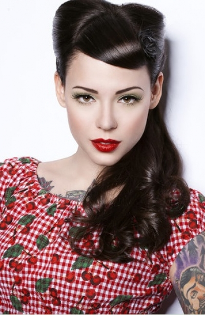 Cool Easy 1940S Hairstyles Ideas To Do For Women Latest Hair Styles Short Hairstyles Gunalazisus