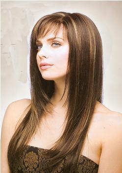 Miraculous Long Layered Hairstyles With Bangs Cute Thin Hair Latest Hair Short Hairstyles Gunalazisus