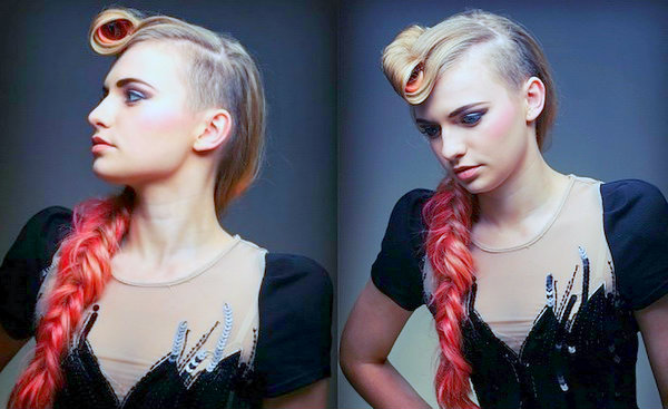 Long Prom Hairstyles for Women 2015