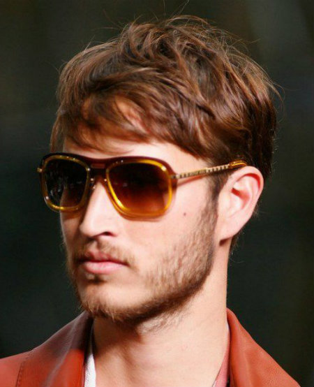 Mens-Short-Hairstyles-for-Thin-Hair-2015-with-Longer