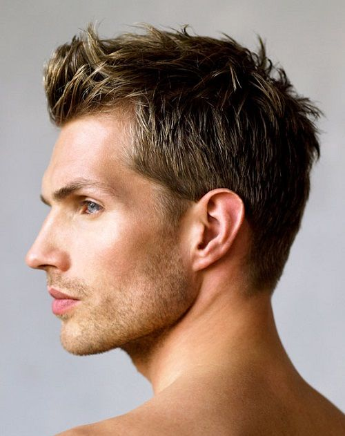 Modern haircut for men in 2015