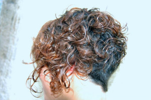 Short styles for curly hair 1